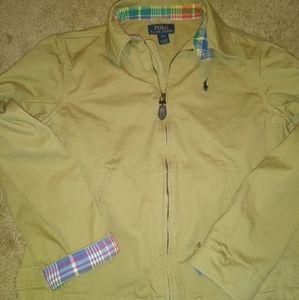 Polo Ralph Lauren Zip Down Jacket
